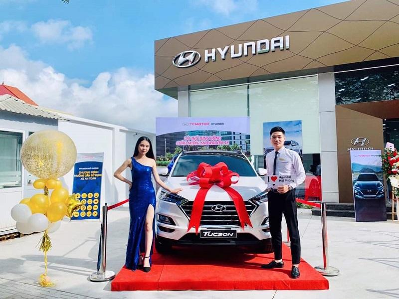 Hyundai Lê Hồng Phong Hải Phòng
